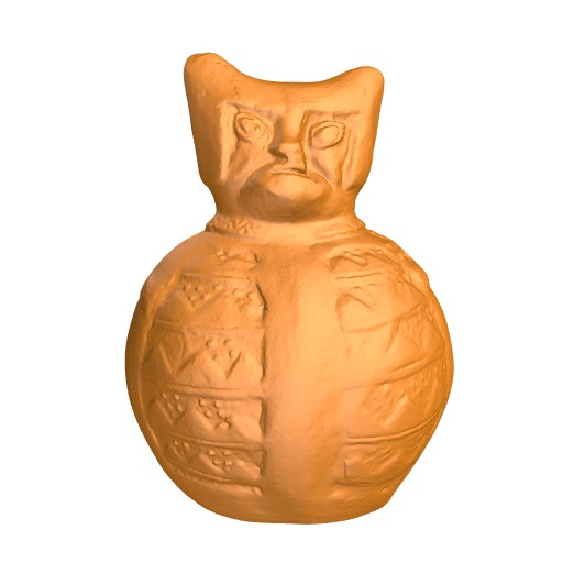 Inca Whistling Cat